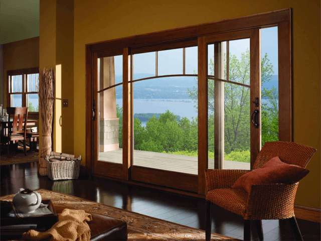 Sliding Doors Creating Inviting Entryways For Your